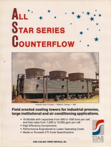All Star Series Counterflow Brochure