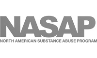 North American Substance Abuse Program Logo
